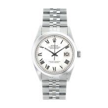 Rolex DateJust SS Jubilee Wristwatch