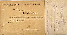 VU ZUM Eisernes Kreuz 2. Klasse 1914