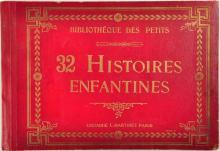 32 HISTOIRES ENFANTINES