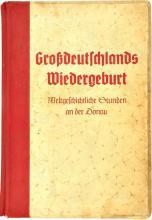 GROßDEUTSCHLANDS WIEDERGEBURT