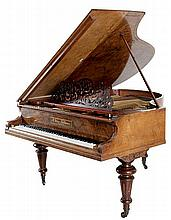 Grand piano. Rootwood. Work from R.Görs & Kallman Berlin.   Forced sale