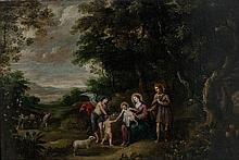 JAN THOMAS  VAN YPEREN (1617-1678) to be attributed to   to be attribut