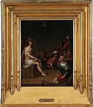 FRANS FRANCKEN II (1581-1642) XVII / XVIII after   after  The mocki