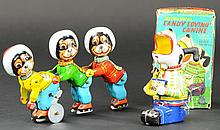 LOT OF TWO JAPANESE TOYS