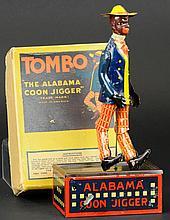 STRAUSS 'TOMBO' ALABAMA COON JIGGER WITH BOX