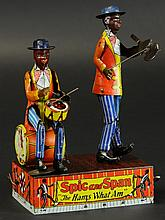 SPIC AND SPAN BAND