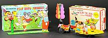 SLIM THE SEAL CIRCUS TOY AND SKIP ROPE ANIMALS