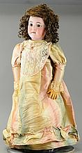 EXCEPTIONALLY LARGE KAMMER & REINHARDT CHILD DOLL