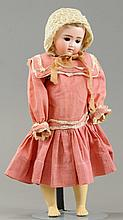 PRETTY DOLL ATTRIBUTED TO KESTNER
