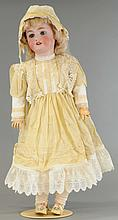 LARGE GERMAN CHILD DOLL