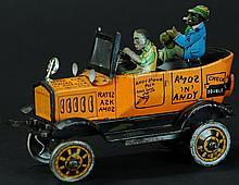 AMOS & ANDY FRESH AIR CAB