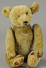 BLONDE STEIFF ROD BEAR