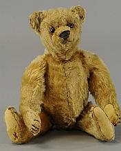 STEIFF LIGHT BROWN BEAR