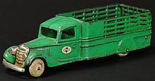 ARCADE INTERNATIONAL NICKEL GRILLE STAKE TRUCK