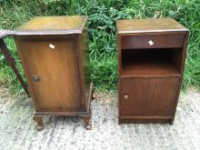 *Two bedside cabinets.