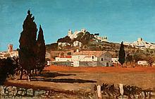 Roland OUDOT 1897-1981     Eygalières