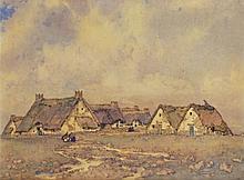 Ernest GUÉRIN 1887-1952   BRETAGNE, «LA GANDE BRIÈRE»