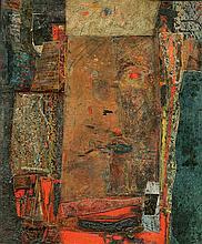 Max PAPART 1911-1994   Portrait de face