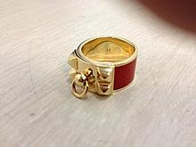 HERMES Paris made in France    Bague