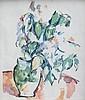 Paul CÉZANNE 1839-1906   Vase de fleurs   Estampe   18,5 x 16,5
