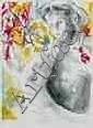Emilio GRAU-SALA 1911-1975 L'homme à La biche