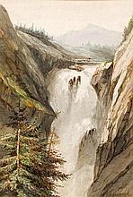 Cascade de la Handeck