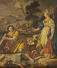 Eliezer und Rebecca