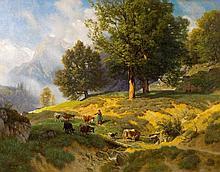 Alp in der Ramsau