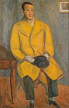 L'homme au manteau jaune, 1934
