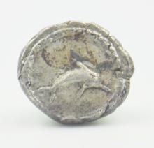 A silver obol of Tyre, Phoenicia