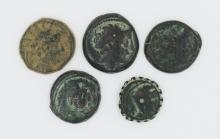 100 years of Seleucid bronze coinage