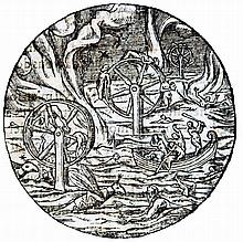 [Utopy] Doni, Les Mondes, 1580