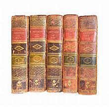 [Jews] Flavius, 1702-1738, 5 vols