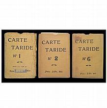 [France, Belgium, Luxembourg, Maps] Taride, 1904