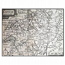 [Switzerland] Spanheim, 1634