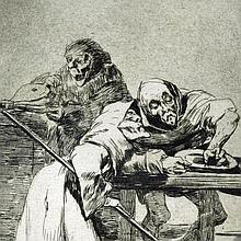Goya, Despacha, que dispiertan