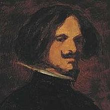 VELAZQUEZ (after), Self Portrait