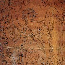 Anonymous, Tobias and the Angel, 16-17th century