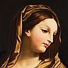 Carlo Maratta (and workshop), Madonna at prayer, 1670