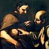 Gregorio Preti, The incredulity of St. Thomas