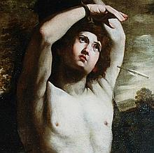 Guido Reni (circle), Saint Sebastian