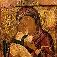 St. Petersburg School, Mother of God of Vladimir