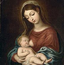 Francesco Trevisani, Madonna nursing