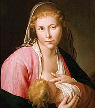 Richard Van Orley the Younger, Madonna and the Child