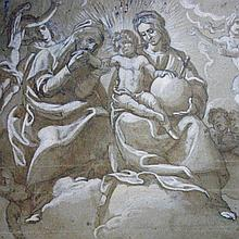 Fiamminghino, Madonna with the Child and Saints