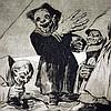 Goya, Duendecitos