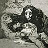 Goya, El vergonzoso
