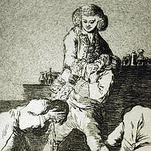 Goya, Al Conde Palatino