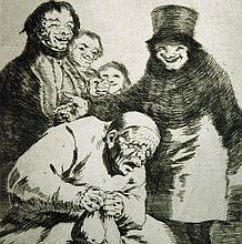 Goya, ¿Por qué esconderlos?