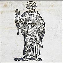 [Privileges, St. Peter's Church] Vespignani, 1676